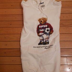Polo Ralph Lauren polo bear hoodie